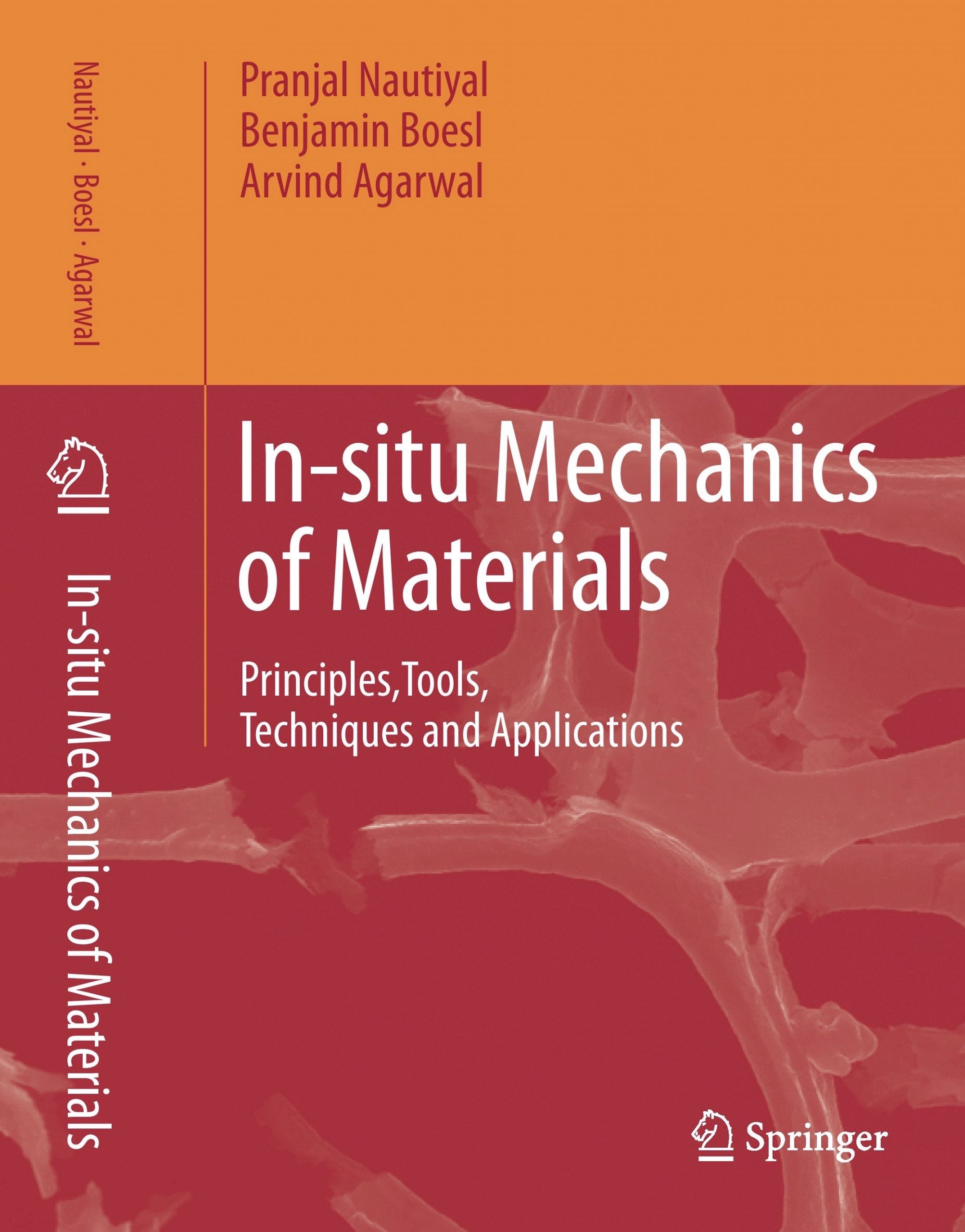 Book Cover In-Situ Mechanics