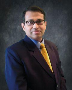 Dr. Arvind Agarwal, Principal Investigator